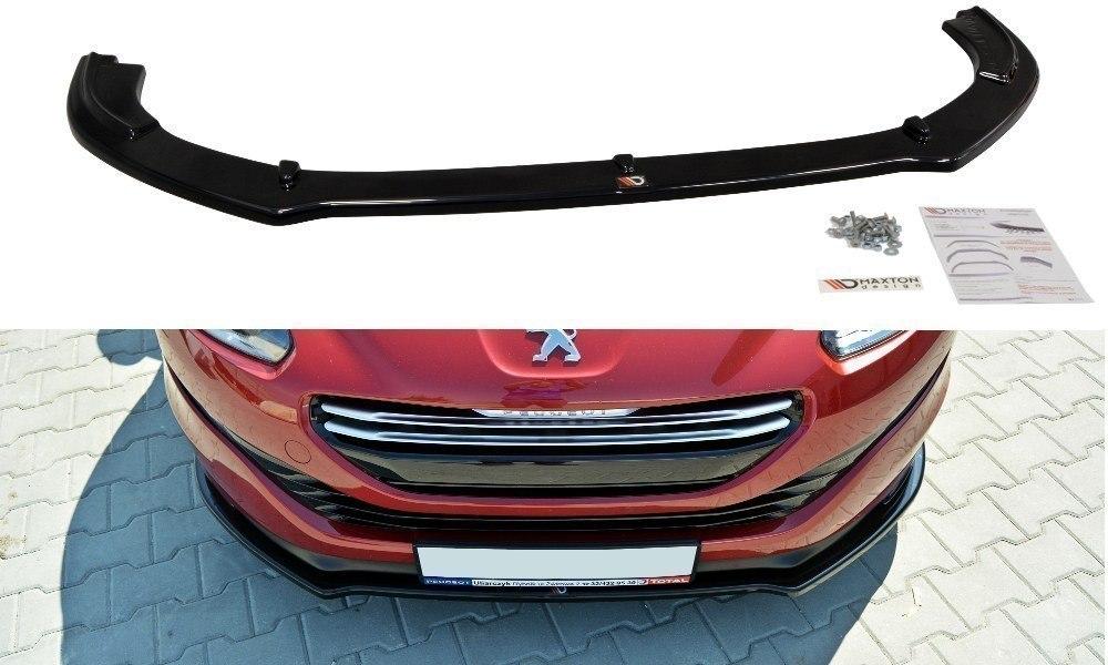 Splitter Przedni Peugeot RCZ v1 - GRUBYGARAGE - Sklep Tuningowy